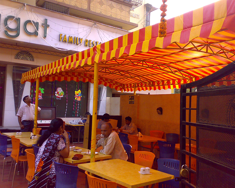 Canopies Manufacturers in Mumbai