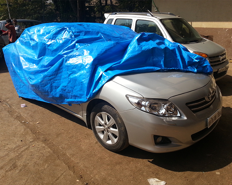 Vehicle Covers Suppliers in Mumbai